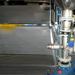 Produksjon hos Skiens Rustfri Industri