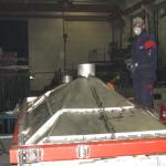 Jobbing på vårt mekaniske verksted